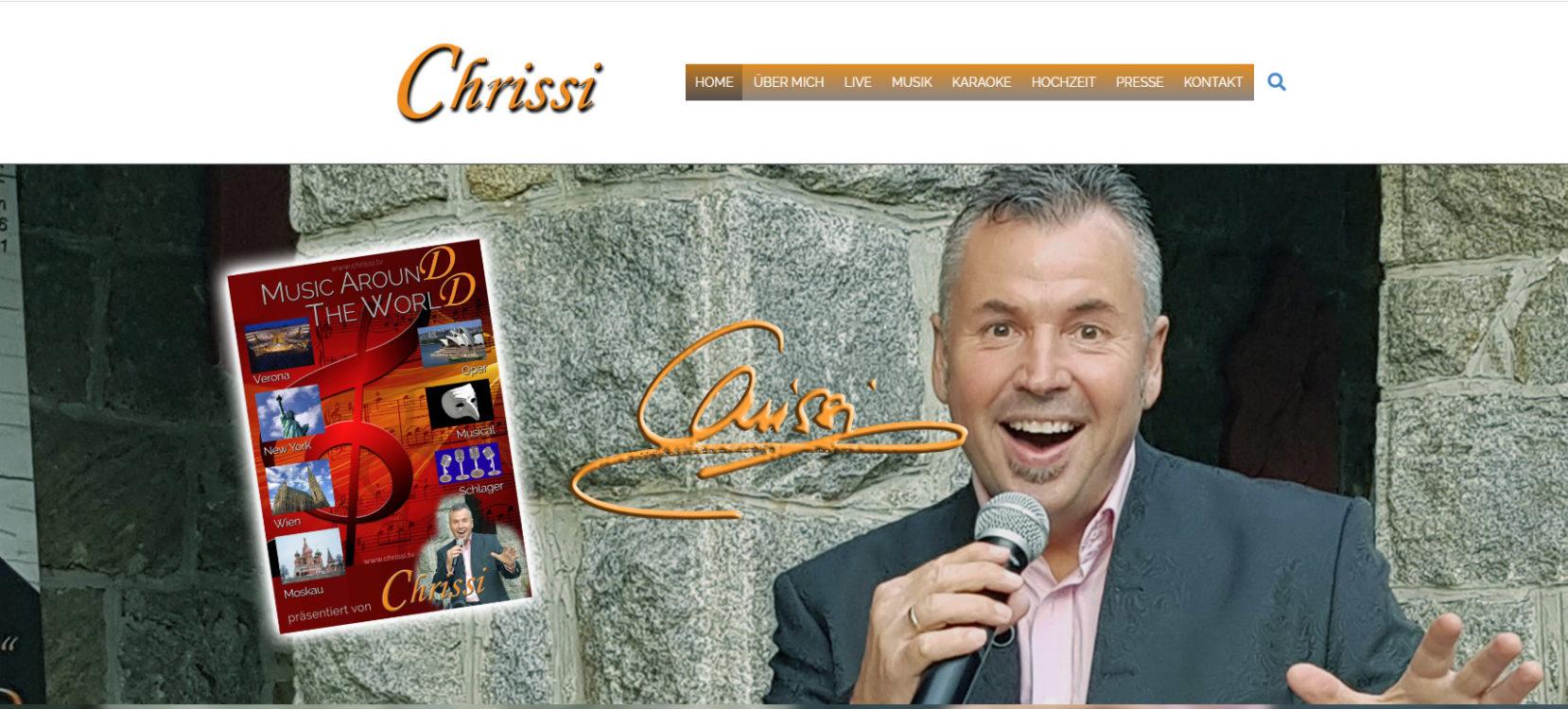 Webeseite-Chrissi
